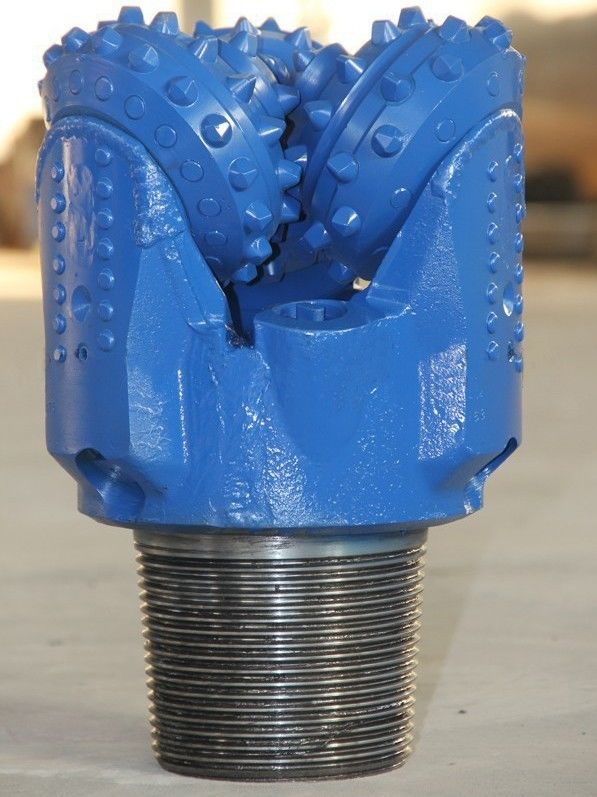 TCI Tricone Drill Bit / Roller Cone Bit For Drilling , Efficient Drilling Rate