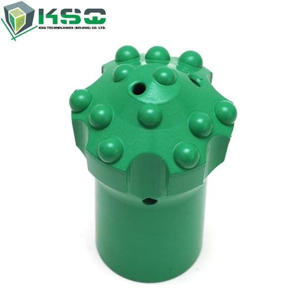 T45 Tungsten Carbide Dome Reaming Drill Bit Threaded Drill Bit