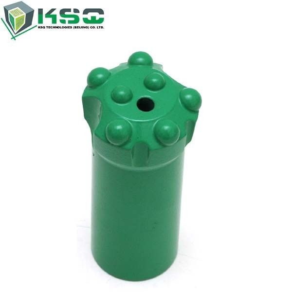 1.5 inch Tapered Industrial Drill Bits , 12 Degree 30mm 40mm Rock Drill Bits