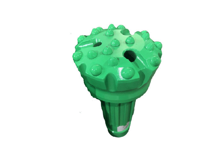 QL50 140mm DTH Hammer Bit For Open Pit Mining And Water Well Drilling