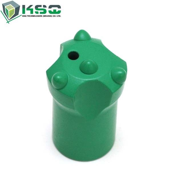 12° Tapered Mining Button Drill Bit Rock Drill Bits For Tunneling